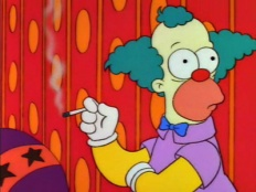 The Simpsons 04x22 : Krusty Gets Kancelled- Seriesaddict